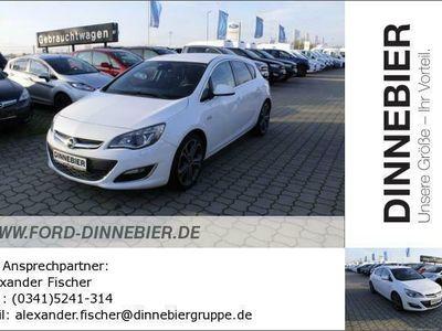 gebraucht Opel Astra Sport Gebrauchtwagen, bei Autohaus Dinnebier GmbH