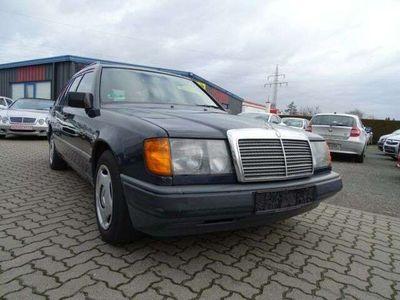 gebraucht Mercedes 230 TE*TÜV NEU*AHK*LEDER*SCHIEBEDACH*