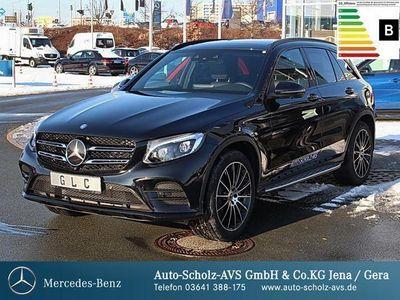 gebraucht Mercedes 350 GLCd 4M AMGline LED Navi 360° Pano Burmester