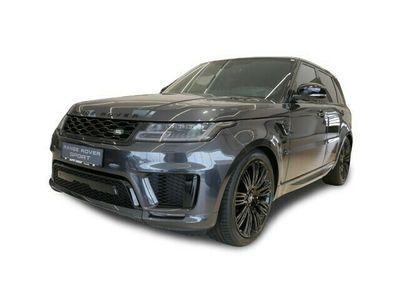 gebraucht Land Rover Range Rover Sport D350 HSE Dynamic Stealth Navi
