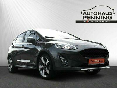 gebraucht Ford Fiesta Active+KLIMA+LM-FELGEN+NAVI+SHZ+BLUETOOTH