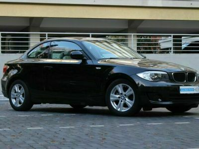 gebraucht BMW 120 Coupé i Coupe *1Hd.*S-Heft*Leder* als Sportwagen/ in Berlin