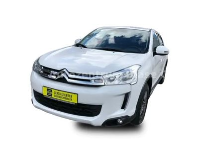 gebraucht Citroën C4 Aircross 115 4WD Selektion *AHK*WKR ALU*