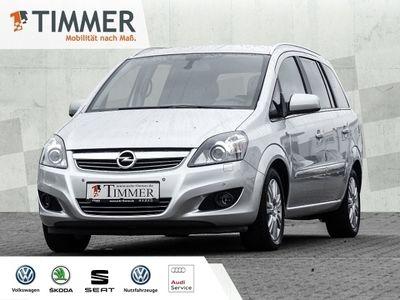 gebraucht Opel Zafira B 1.8 Family