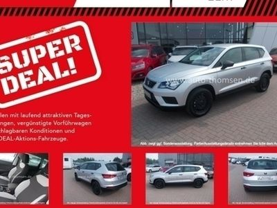 gebraucht Seat Ateca Reference 1.0 TSI Ecomotive Color PPS USB