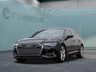 gebraucht Audi A6 A6Avant 50 TDI Q S LINE LEDER MEMORY TOUR KAMERAS