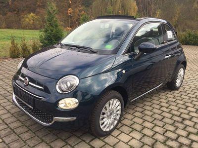 gebraucht Fiat 500C Cabrio 1.2 8V Rock Star HD-Navigation Klima