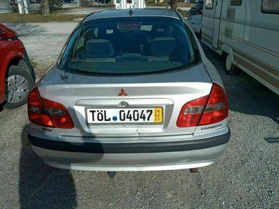 "gebraucht Mitsubishi Carisma 1.9 DI-D ""25"" als Limousine in Bad Tölz"