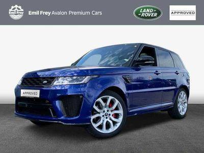 gebraucht Land Rover Range Rover Sport P575 5.0 V8 SVR