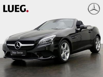 gebraucht Mercedes SLK200 Navi+LED-ILS+Parkpilot