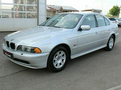 gebraucht BMW 525 i Lim. Automatik Xenon_Sitzhz_PDC_Alu_Klimaut