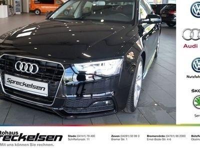 gebraucht Audi A5 Sportback 2.0 TDI DPF Automatik Xenon Navi