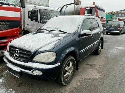 gebraucht Mercedes ML270 M -KLasseCDI