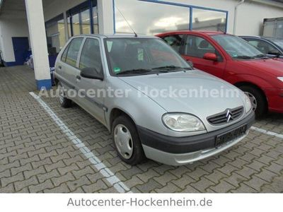 gebraucht Citroën Saxo 1.1 SX