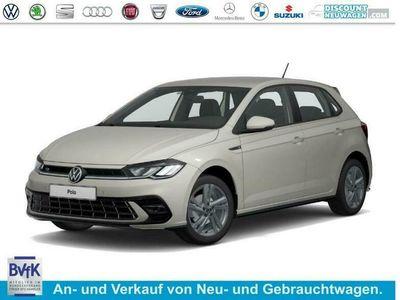 gebraucht VW Polo 1.0 TSI 95 R-Line LED AppCo DigC PDC ACC