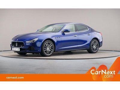 gebraucht Maserati Ghibli Diesel Automatik SCHIEBEDACH KAMERA