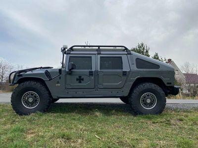 gebraucht Hummer H1 als SUV/Geländewagen/Pickup in Parthenstein