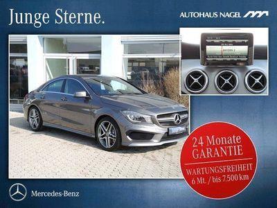 gebraucht Mercedes CLA45 AMG Coupé Comand Spurhalte-Assis. SHZ PTS