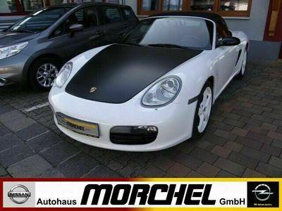 gebraucht Porsche Boxster Xenon Navi