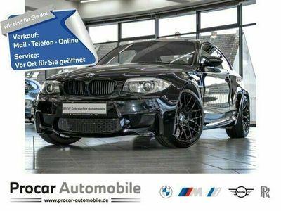 gebraucht BMW 1M Coupe Navi Pro h/k PDC Xen Alarm el.Sitze