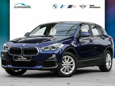 gebraucht BMW X2 xDrive20i Advantage HiFi DAB LED Navi Shz