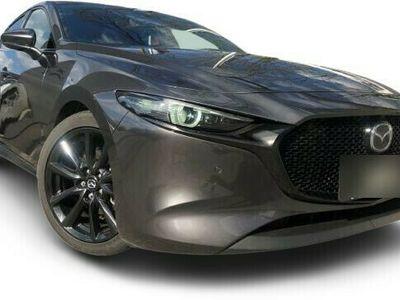 gebraucht Mazda 3 3 SELECTION*SKY-ACTIVE-X*HYBRID*BOSE* 360'*NAVI*