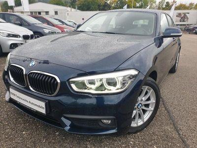 gebraucht BMW 118 i Advantage Aut. Navi Business Klimaaut. PDC