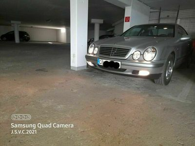 gebraucht Mercedes CLK200 !!! Bitte Fahrzeugbeschreibung lesen!!!