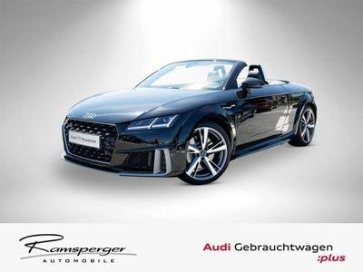 gebraucht Audi TT Roadster 45 TFSI quattro 180(245) kW(PS) S tronic