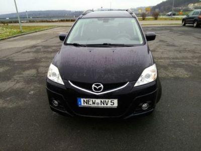 gebraucht Mazda 5 2.0 Aut. AHK TÜV 9/2020