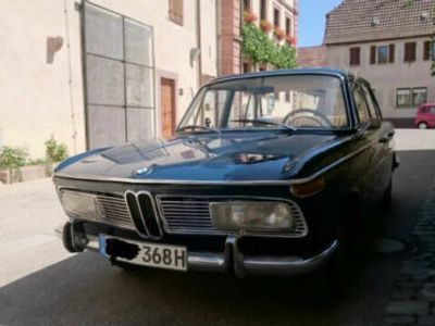 gebraucht BMW 2000 Automatik Neue Klasse