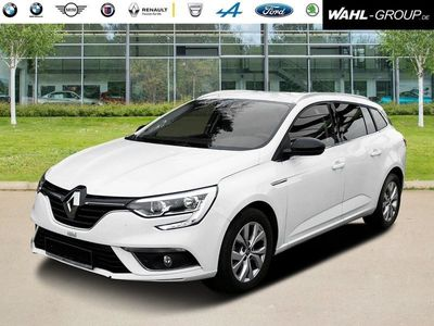 gebraucht Renault Mégane GrandTour LIMITED Deluxe TCe 140 GPF ABS ZV