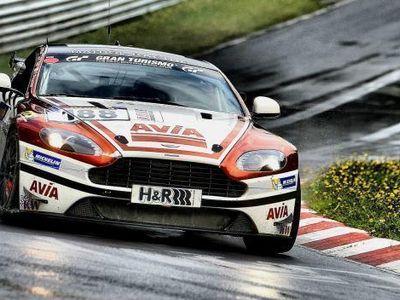 gebraucht Aston Martin V8 Vantage S Sportshift SP10