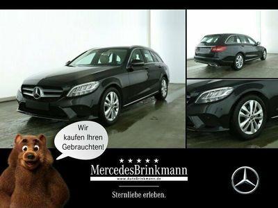 gebraucht Mercedes C200 T-Mod. AVANTGARDE/LED/NAVI/KAMERA/EASYPACK