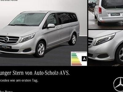 gebraucht Mercedes V250 BT L LED Kamera Navi Parkass. 7GT Sitzhzg.