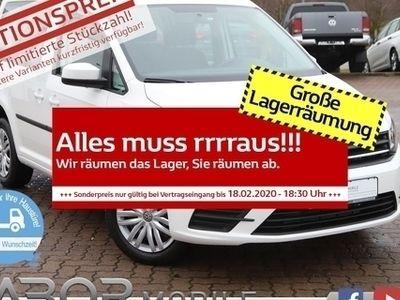 gebraucht VW Caddy 1.4 TGI 110 Nav SHZ PDC Temp LichtP Klima