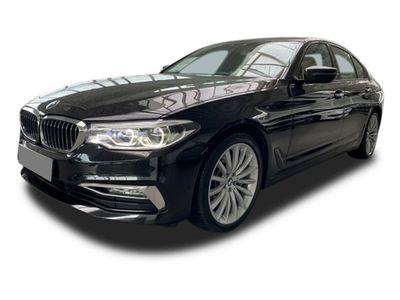 gebraucht BMW 530 d Luxury Line BusinessPaket NaviProf Komfortsitze Schiebedach adapt. LED