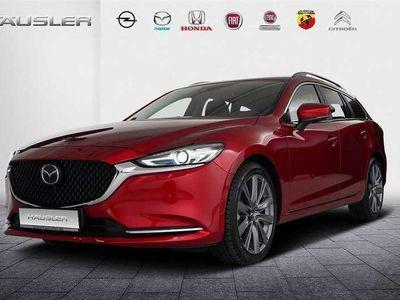 gebraucht Mazda 6 Exclusive-Line G-194 mit LED, Head-Up & 360°-K