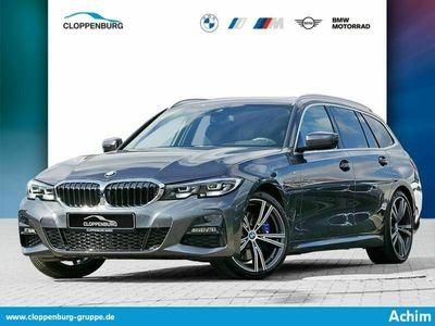 gebraucht BMW 330 i Touring M Sport Head-Up HiFi Pano.Dach AHK