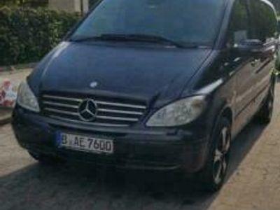 gebraucht Mercedes Viano 3.0 LANG AUTOMATIK