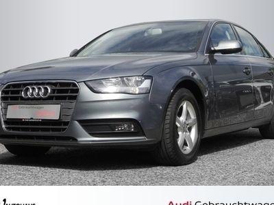 gebraucht Audi A4 Limousine Ambiente 2.0 TDI PDC SITZHEIZUNG LEDER