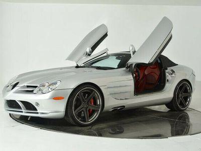 gebraucht Mercedes SLR McLaren Roadster