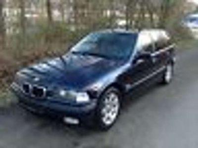 gebraucht BMW 316 i Exclusiv Edition Touring (E36)TÜV neu