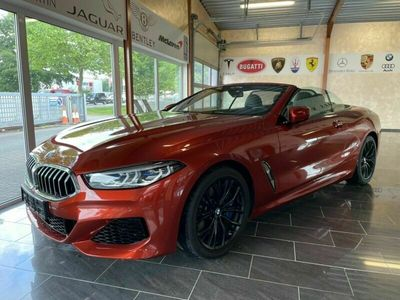 gebraucht BMW 840 d xDrive M Sport Cabrio