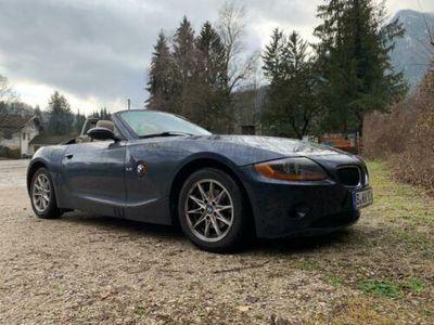 gebraucht BMW Z4 roadster 2.2i Automatikgetriebe