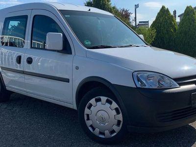 gebraucht Opel Combo Kasten 1.6CNG TÜV-06.2021
