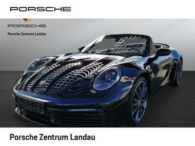 gebraucht Porsche 911 Carrera Cabriolet 992 3.0 BOSE LED Bi-Color Leder