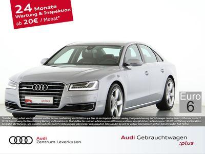 gebraucht Audi A8 4.2 quattro TIPTR LEDER STANDHZ PANO BOSE