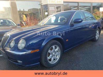 gebraucht Jaguar S-Type 2.5 L V6 Executive