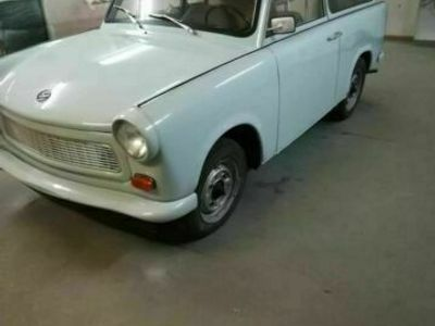 gebraucht Trabant 601 Hycomat Kombi Original!